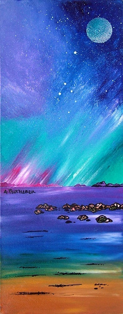 Painting & prints of South Uist, Scottish Western Isles