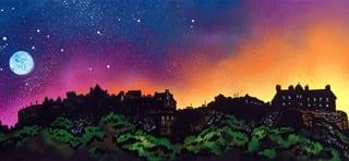 Paintings, prints & commissions of Edinburgh, Stirling, The Lothians & Borders