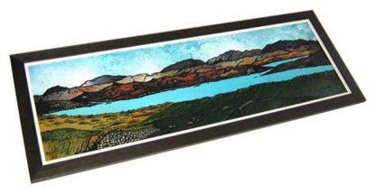 Painting & prints of Loch Roag, Isle Of Lewis, Scotland, Hebrides