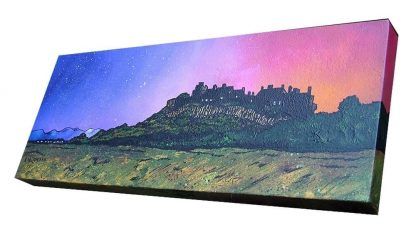 Scottish painting & prints of Stirling Castle, Scotland