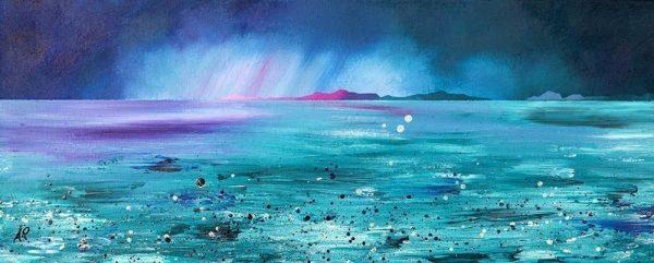 Hebridean painting and prints, Scottland, Western Isles