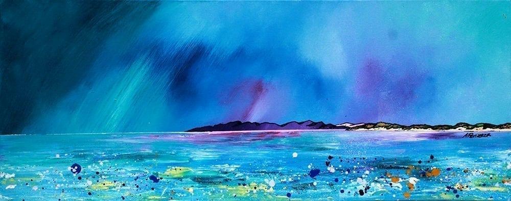 Balephuil Beach, Isle of Tiree, Scotland - Prints from an original painting