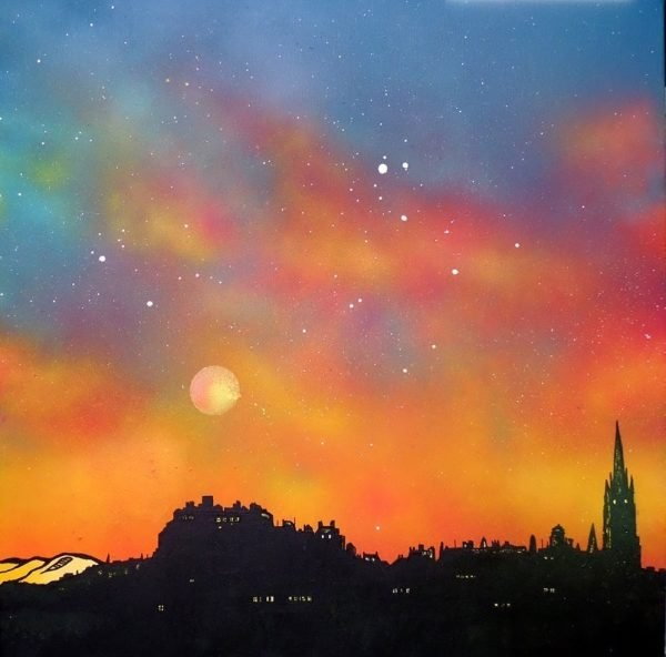 Edinburgh painting and prints, Scotland