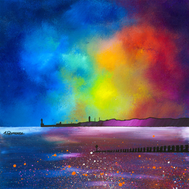 Aberdeenshire paintings & prints by Scottish landscape artist