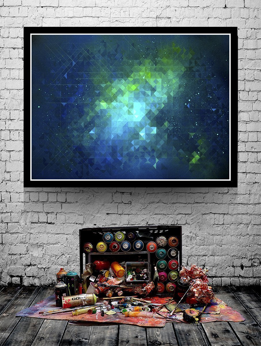 Nebula1 in an XLarge custom frame by Andy Peutherer
