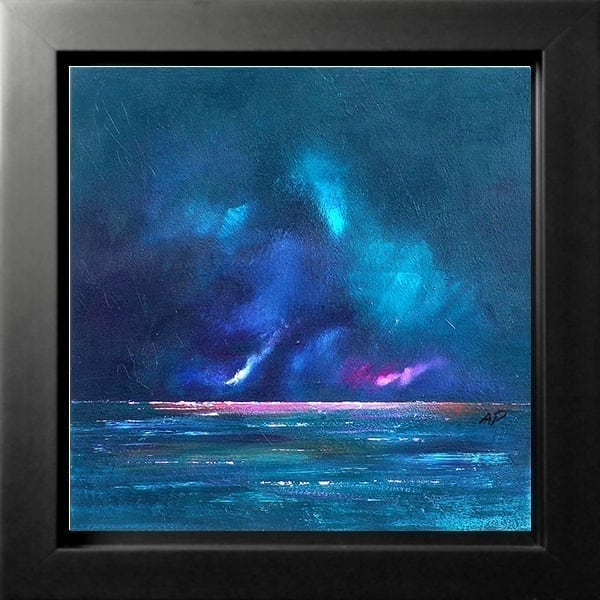 Loch Ness, Scotland painting & prints