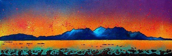 Isle of Arran Art Gallery - Paintings and prints