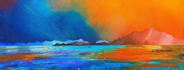 Scottish Islands Art Gallery - Paintings and prints
