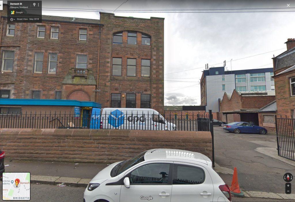Art Studio / Gallery at Dornoch street, Glasgow G40 2QT
