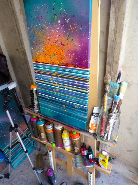 Islay Canvas original Painting Canvas & Art Prints - Studio 2