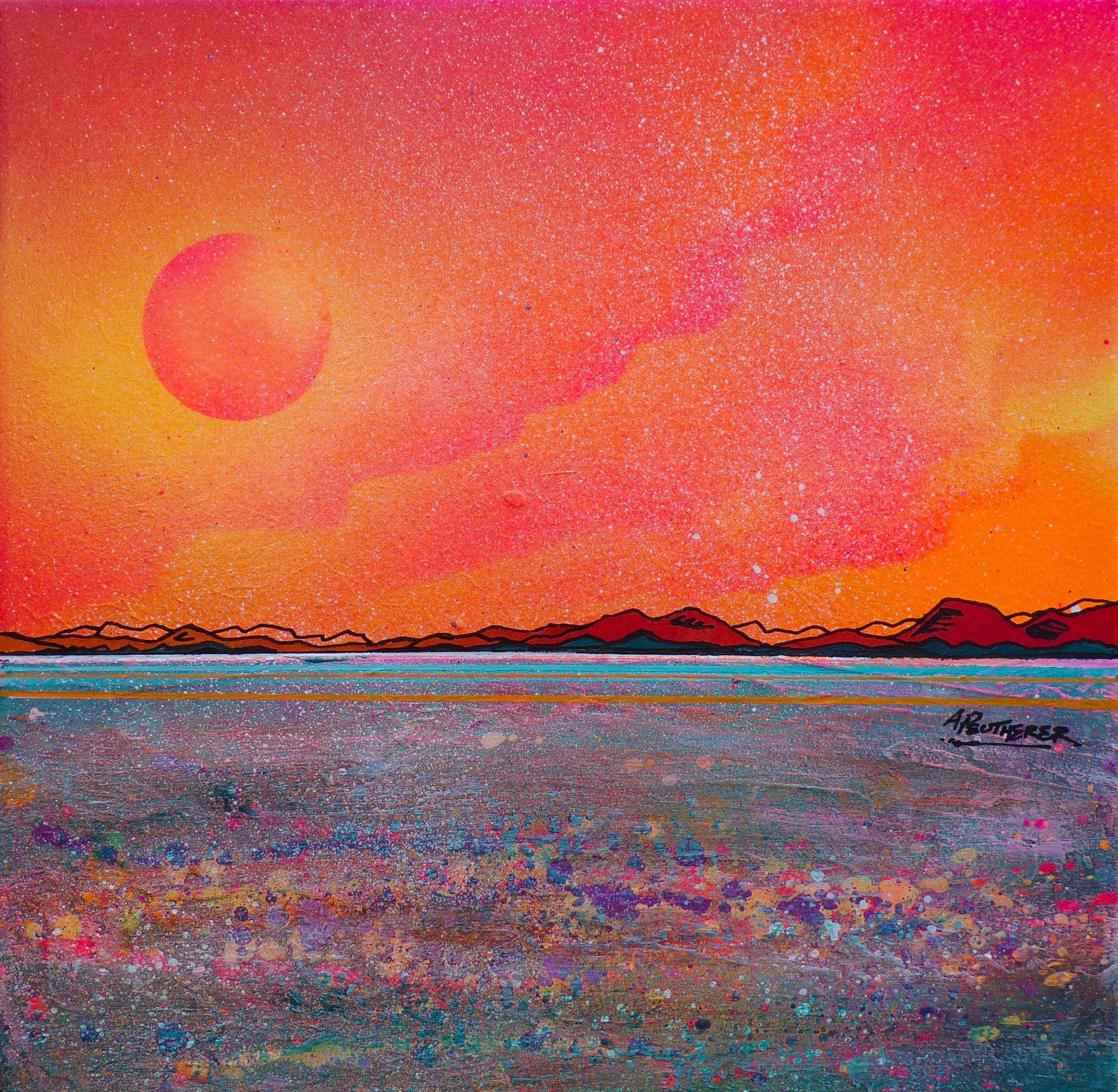 Sanna Bay, Ardnamurchan, Scotland - original Painting Canvas & Art Prints